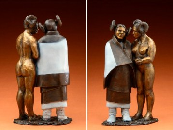 Denny Haskew, original sculpture, all rights reserved